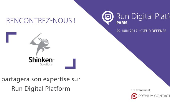 Shinken Solutions à Run Digital Platform
